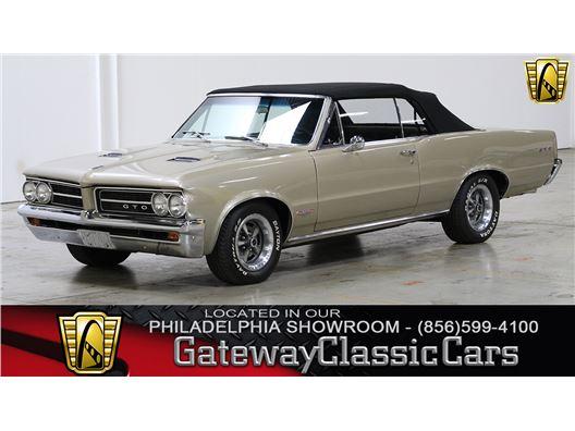 1964 Pontiac LeMans for sale in West Deptford, New Jersey 8066