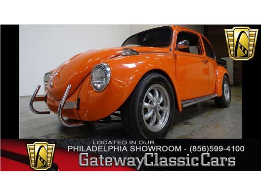 1972 Volkswagen Beetle for sale in West Deptford, New Jersey 8066