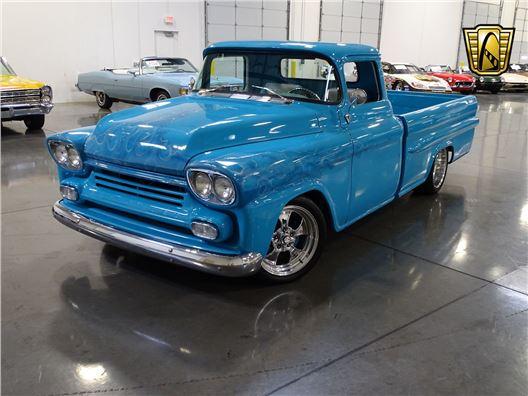 1959 Chevrolet Apache for sale in Deer Valley, Arizona 85027