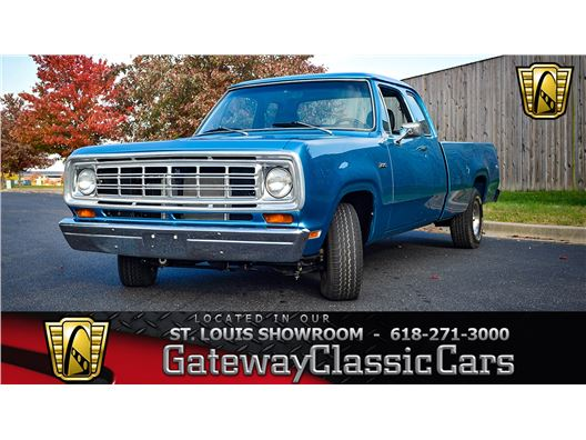 1974 Dodge D100 for sale in OFallon, Illinois 62269