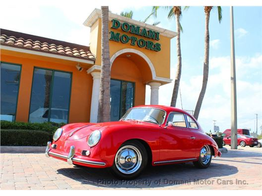 1957 Porsche 356 A Reutter Coupe for sale in Deerfield Beach, Florida 33441
