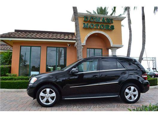 2011 Mercedes-Benz M-Class for sale in Deerfield Beach, Florida 33441