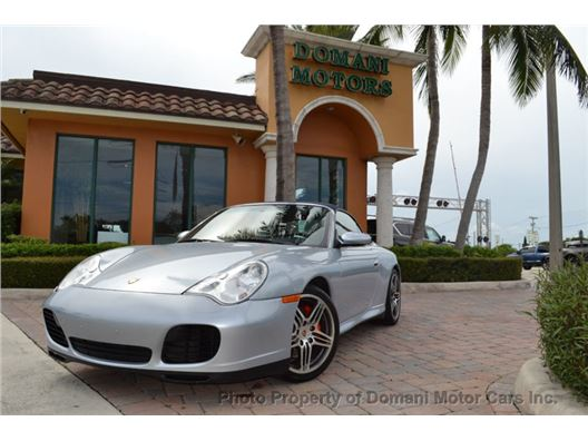 2004 Porsche 911 Carrera 4S for sale in Deerfield Beach, Florida 33441