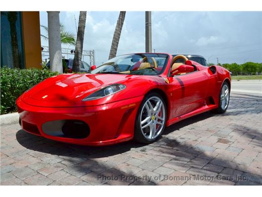 2007 Ferrari 430 for sale in Deerfield Beach, Florida 33441