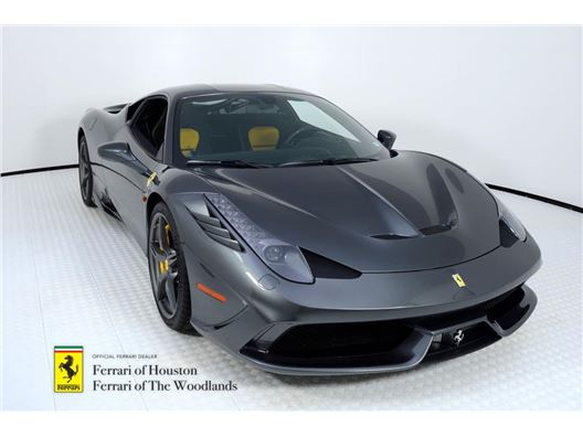 2014 Ferrari 458 Speciale for sale in Houston, Texas 77057