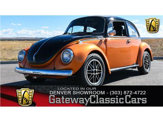 1973 Volkswagen Super Beetle for sale in Englewood, Colorado 80112