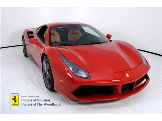 2016 Ferrari 488 GTB for sale in Houston, Texas 77057