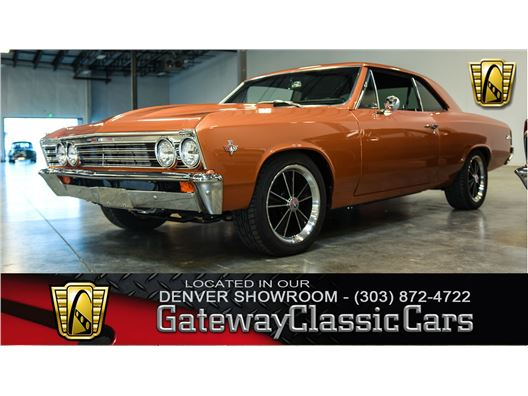 1967 Chevrolet Malibu for sale in Englewood, Colorado 80112