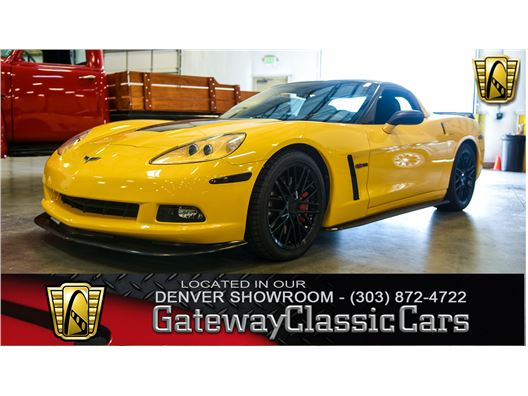 2005 Chevrolet Corvette for sale in Englewood, Colorado 80112