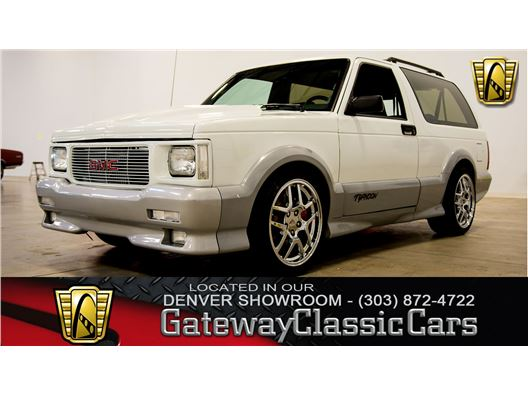 1992 GMC Typhoon for sale in Englewood, Colorado 80112