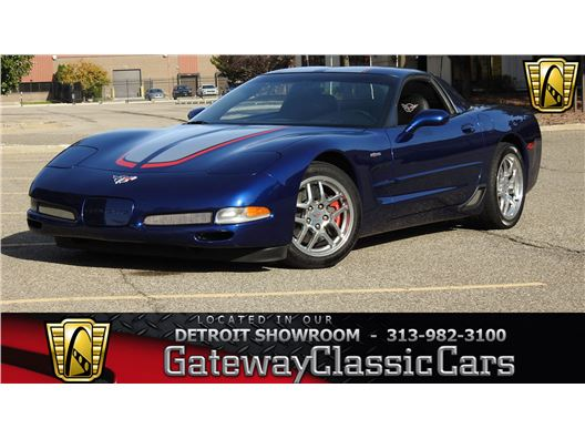 2004 Chevrolet Corvette for sale in Dearborn, Michigan 48120