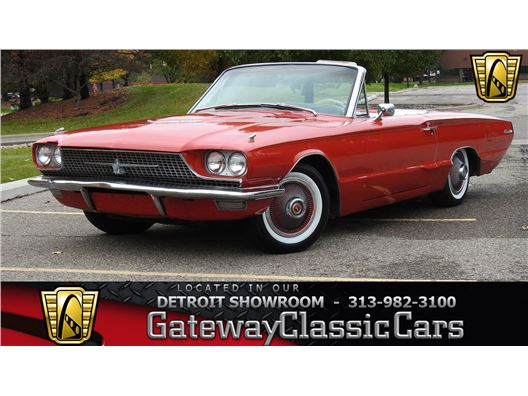 1966 Ford Thunderbird for sale in Dearborn, Michigan 48120