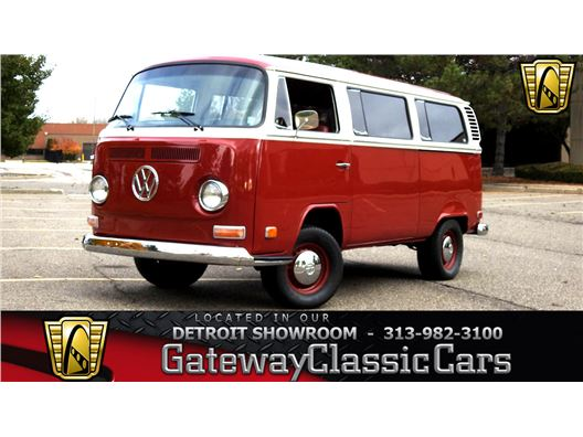 1972 Volkswagen Transporter for sale in Dearborn, Michigan 48120