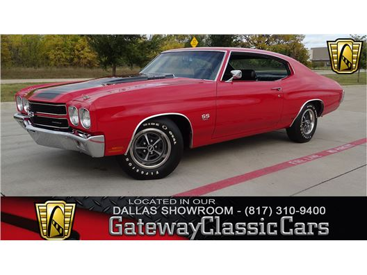 1970 Chevrolet Chevelle for sale in DFW Airport, Texas 76051