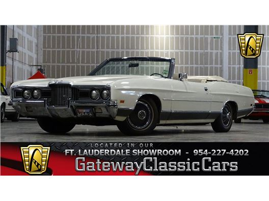 1971 Ford LTD for sale in Coral Springs, Florida 33065