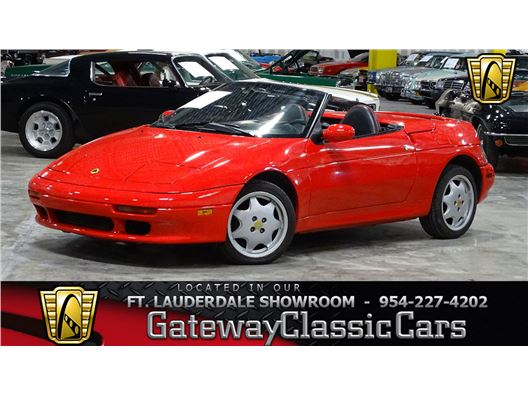 1991 Lotus Elan for sale in Coral Springs, Florida 33065