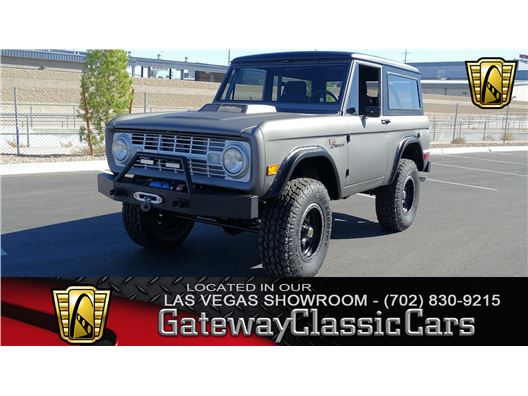 1968 Ford Bronco for sale in Las Vegas, Nevada 89118