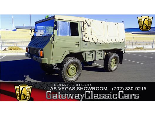 1974 Steyr-Daimler-Puch Pinzgauer for sale in Las Vegas, Nevada 89118