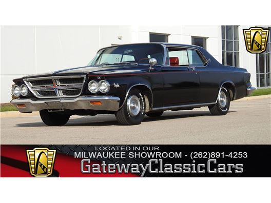 1964 Chrysler 300K for sale in Kenosha, Wisconsin 53144