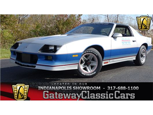 1982 Chevrolet Camaro for sale in Indianapolis, Indiana 46268