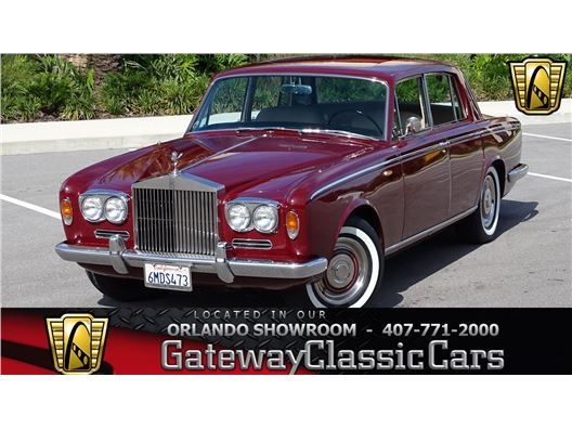 1967 Rolls-Royce Silver Shadow for sale in Lake Mary, Florida 32746
