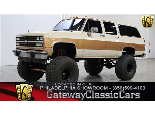 1991 Chevrolet V1500 Suburban for sale in West Deptford, New Jersey 8066