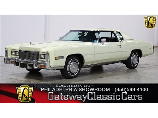 1976 Cadillac Eldorado for sale in West Deptford, New Jersey 8066