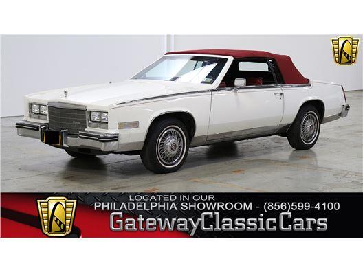 1984 Cadillac Eldorado for sale in West Deptford, New Jersey 8066