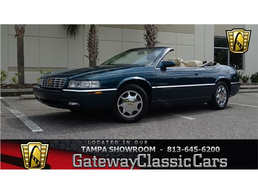 1995 Cadillac Eldorado for sale in Ruskin, Florida 33570