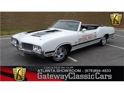 1970 Oldsmobile Cutlass for sale in Alpharetta, Georgia 30005