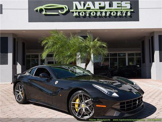 2014 Ferrari F12 Berlinetta for sale in Naples, Florida 34104