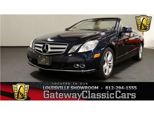 2011 Mercedes-Benz E350 for sale in Memphis, Indiana 47143