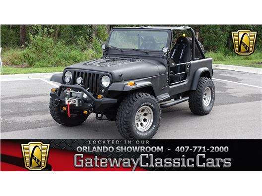 1990 Jeep Wrangler for sale in Lake Mary, Florida 32746