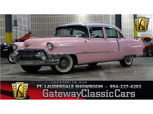 1955 Cadillac Series 62 for sale in Coral Springs, Florida 33065
