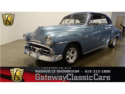1951 Plymouth Cranbrook for sale in La Vergne