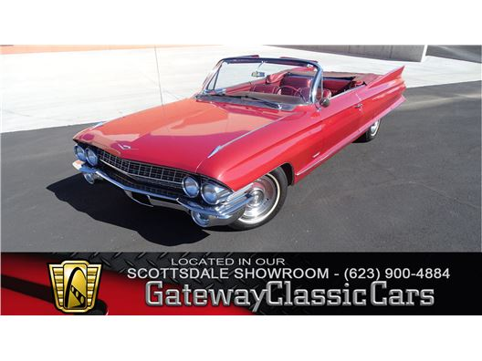 1961 Cadillac Series 62 for sale in Deer Valley, Arizona 85027