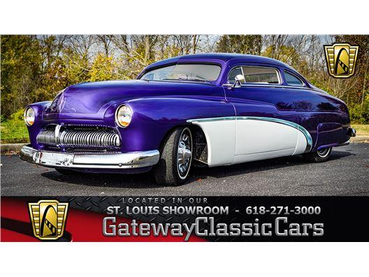 1950 Mercury Coupe for sale in OFallon, Illinois 62269