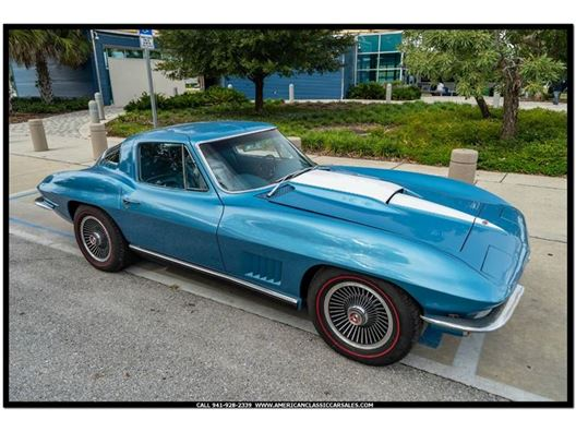 1967 Chevrolet Corvette for sale in Sarasota, Florida 34232