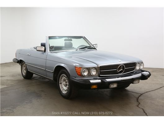 1983 Mercedes-Benz 380SL for sale in Los Angeles, California 90063