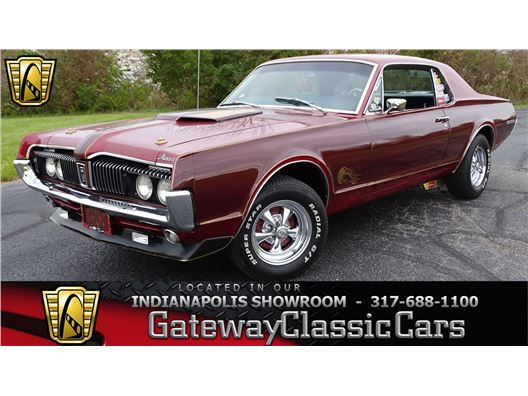 1967 Mercury Cougar for sale in Indianapolis, Indiana 46268