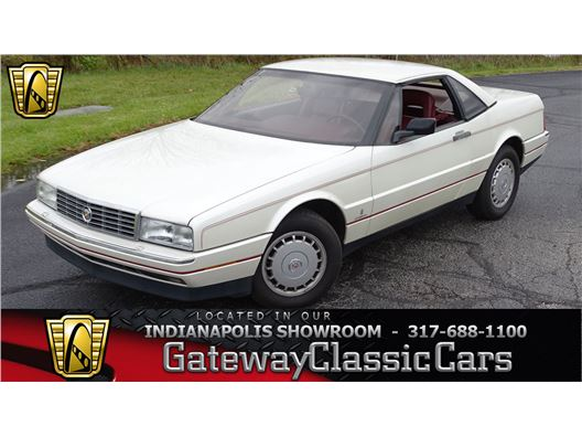1987 Cadillac Allante for sale in Indianapolis, Indiana 46268
