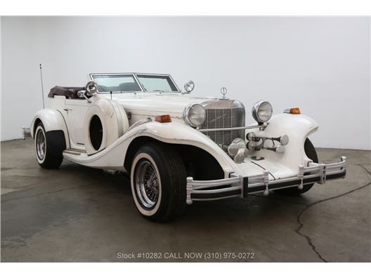 1981 Excalibur Phaeton Series IV for sale in Los Angeles, California 90063