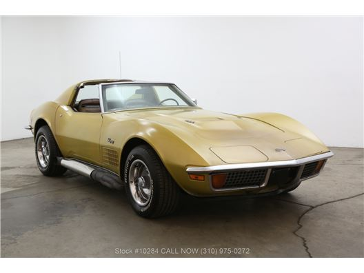 1972 Chevrolet Corvette 454 for sale in Los Angeles, California 90063
