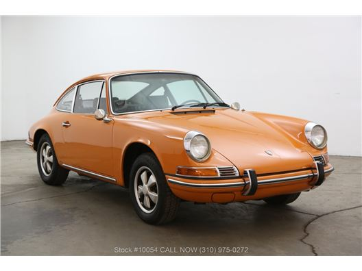 1970 Porsche 911T for sale in Los Angeles, California 90063