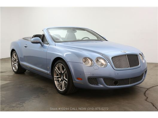 2011 Bentley Continental GTC for sale in Los Angeles, California 90063