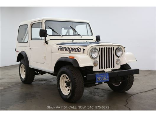 1978 Jeep CJ7 for sale in Los Angeles, California 90063