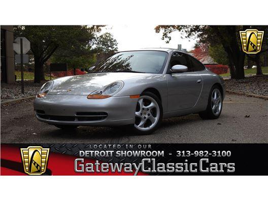 1999 Porsche 911 for sale in Dearborn, Michigan 48120