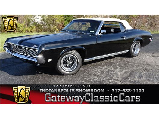1969 Mercury Cougar for sale in Indianapolis, Indiana 46268