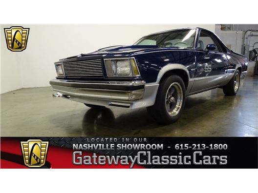 1979 Chevrolet El Camino for sale in La Vergne