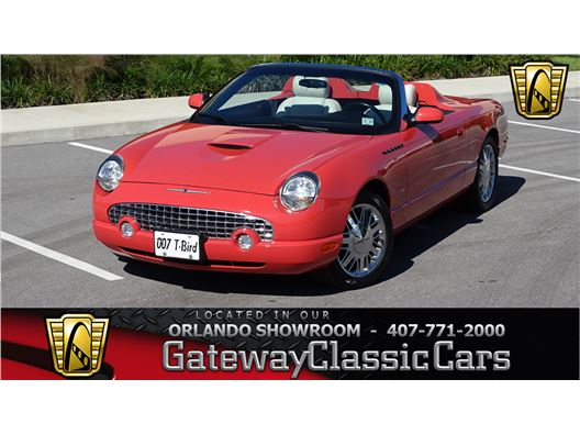 2003 Ford Thunderbird for sale in Lake Mary, Florida 32746